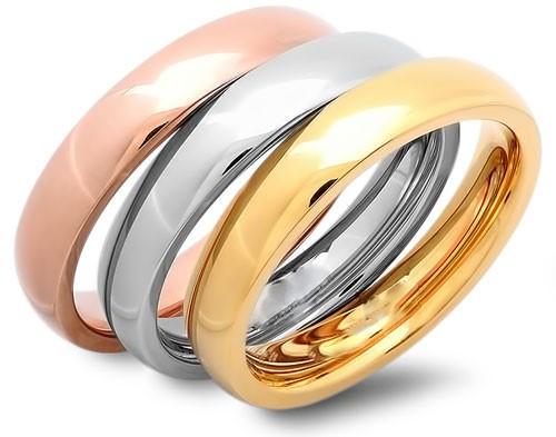 Argollas de Matrimonio en Tres Oros